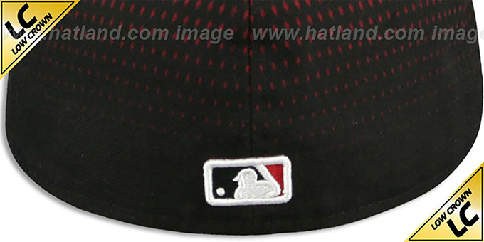 Diamondbacks 'LOW-CROWN ALTERNATE-3' Fitted Hat by New Era