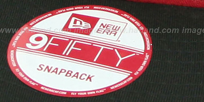 Diamondbacks 'SNAP-IT-BACK SNAPBACK' Brick-Black Hat by New Era