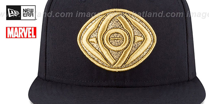 Doctor Strange 'EMBLEM SNAPBACK' Navy Hat by New Era