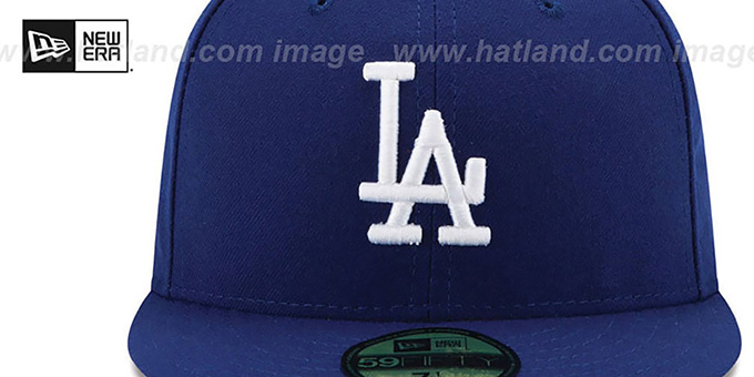 09a75f2af5f Los Angeles Dodgers 2016 PLAYOFF GAME Hat by New Era