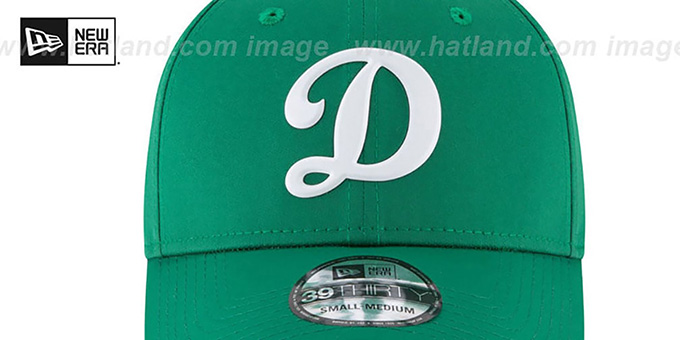 Dodgers '2018 ST PATRICKS DAY FLEX' Hat by New Era