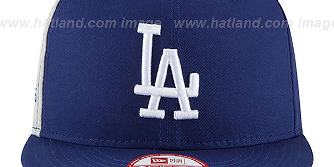 Dodgers 'PANEL PRIDE SNAPBACK' Hat by New Era