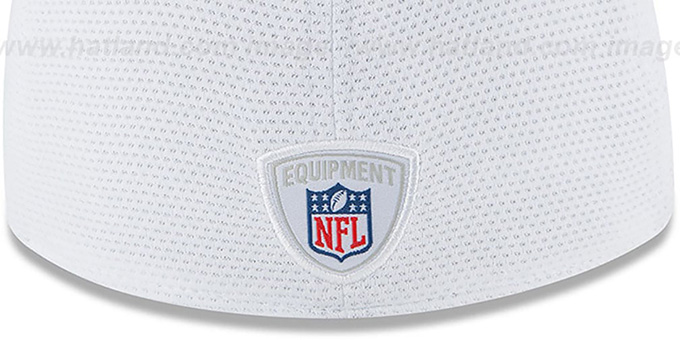 Dolphins '2013 NFL TRAINING FLEX' White Hat by New Era