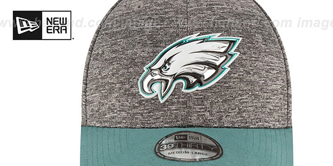 Eagles '2016 NFL DRAFT FLEX' Hat by New Era