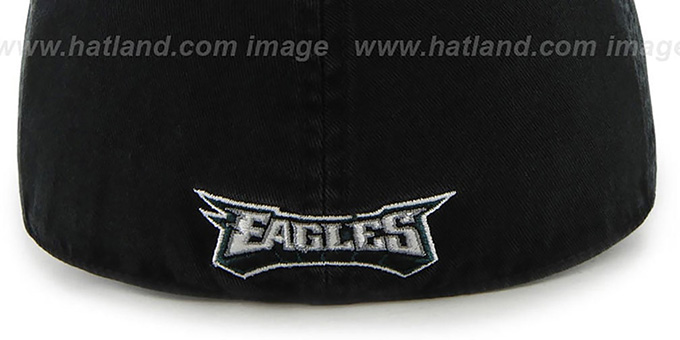 Eagles 'NFL FRANCHISE' Black Hat by Twins 47 Brand