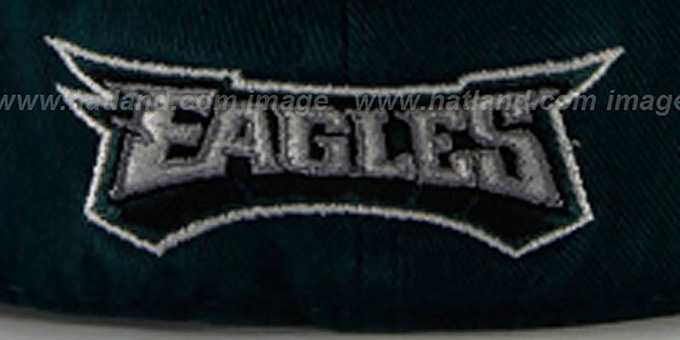 Eagles 'NFL FRANCHISE' Green Hat by 47 Brand