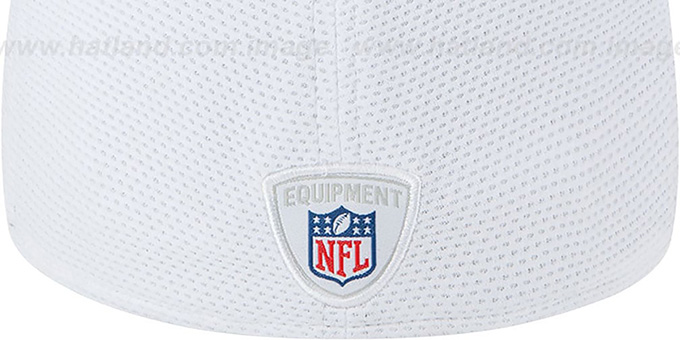 Falcons '2013 NFL TRAINING FLEX' White Hat by New Era