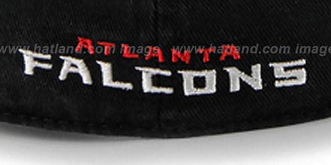 Falcons 'NFL FRANCHISE' Black Hat by 47 Brand
