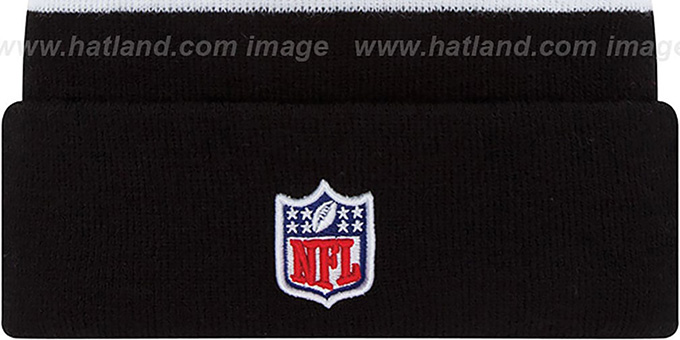 Falcons 'STADIUM' Knit Beanie Hat by New Era