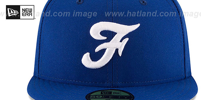 France 'PERFORMANCE WBC-2' Royal Hat by New Era