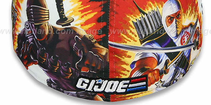G.I. Joe 'HI-RES ALL-OVER' Multi Fitted Hat by New Era