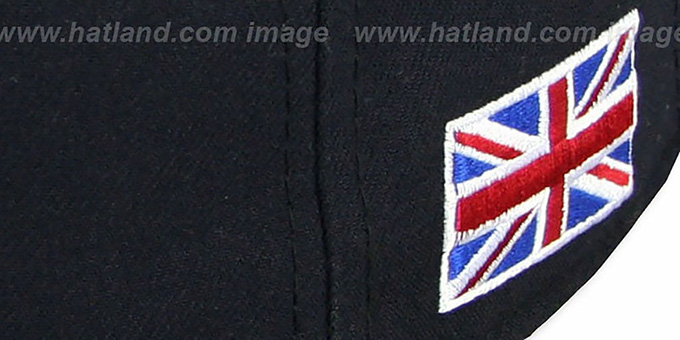 Great Britain 'PERFORMANCE WBC' Navy Hat by New Era