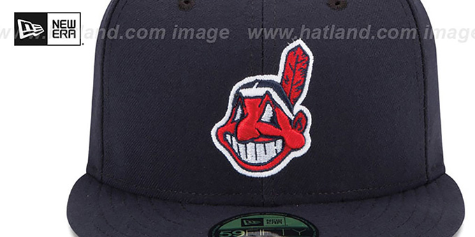 Indians 'AC-ONFIELD ALTERNATE-2' Hat by New Era