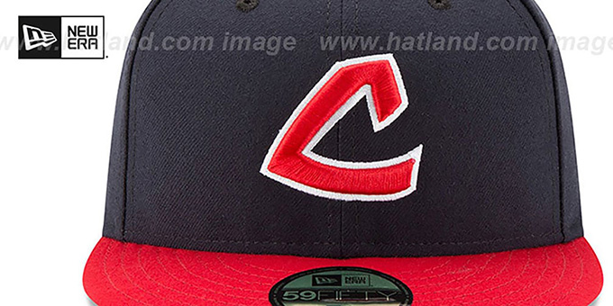 f25d5aea4dacba ... sweden indians turn back the clock fitted hat by new era a8755 d94f6