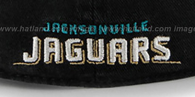 Jaguars 'NFL FRANCHISE' Black Hat by 47 Brand