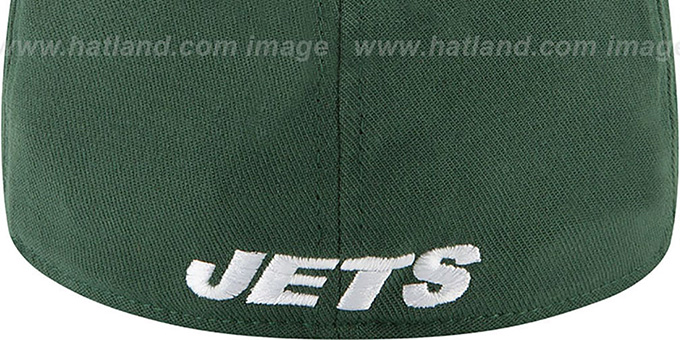 Jets '2014 NFL DRAFT FLEX' Green Hat by New Era