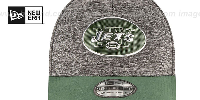 Jets '2016 NFL DRAFT FLEX' Hat by New Era