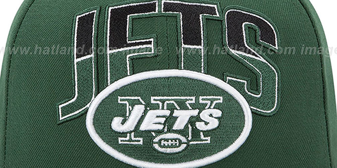Jets 'NFL 2013 DRAFT' Green 59FIFTY Fitted Hat by New Era