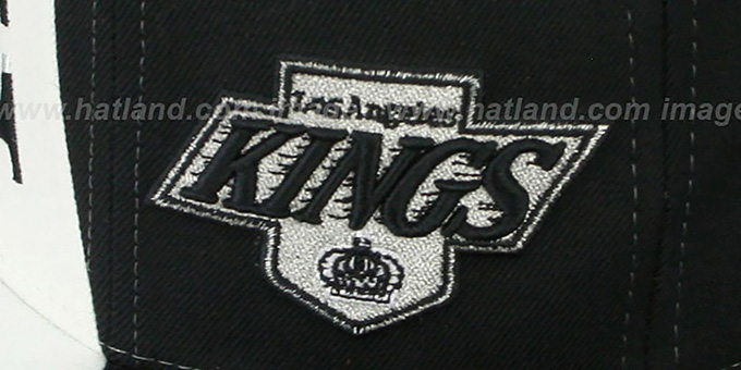 Kings 'TWIRL SNAPBACK' Hat by Mitchell & Ness