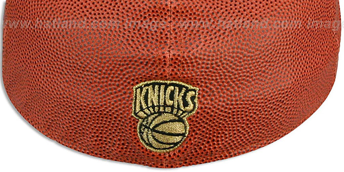 Knicks 'BASKET-BALLIN' Fitted Hat by New Era