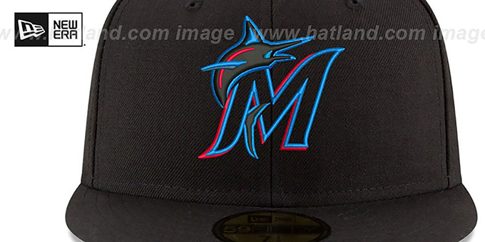 Marlins '2019 AC-ONFIELD GAME' Hat by New Era