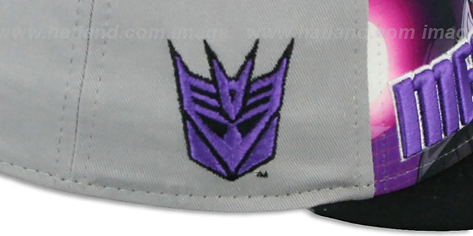 Megatron 'SUB-RIVAL SNAPBACK' Adjustable Hat by New Era