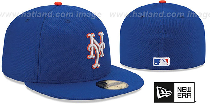 Mets '2015 ALT-2 DIAMOND-TECH BP' Hat by New Era