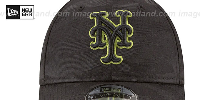 Mets 2018 MEMORIAL DAY 'STARS N STRIPES STRAPBACK' Hat by New Era
