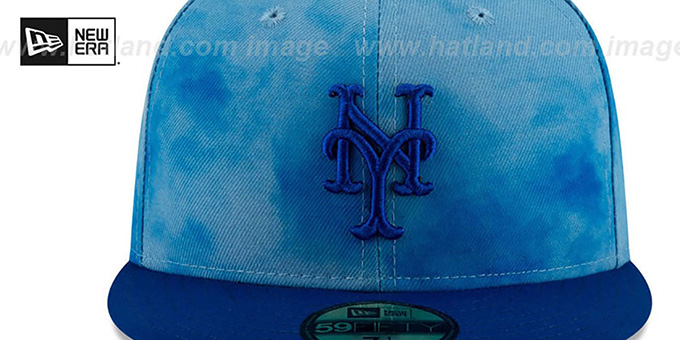 Mets '2019 FATHERS DAY' Fitted Hat by New Era