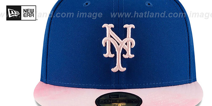 2a1af0b6 New York Mets 2019 MOTHERS DAY Fitted Hat by New Era