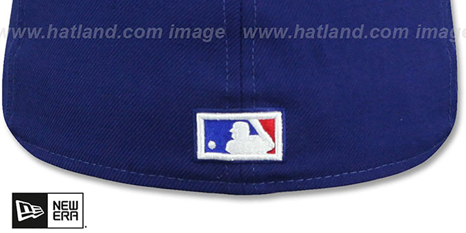 Montreal Expos 'HOME' Fitted Hat by New Era