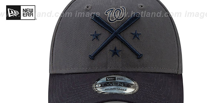 Nationals '2019 MLB ALL-STAR WORKOUT STRAPBACK' Hat by New Era