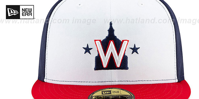 Nationals 'AC-ONFIELD ALTERNATE-2' Hat by New Era