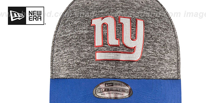 NY Giants '2016 NFL DRAFT FLEX' Hat by New Era