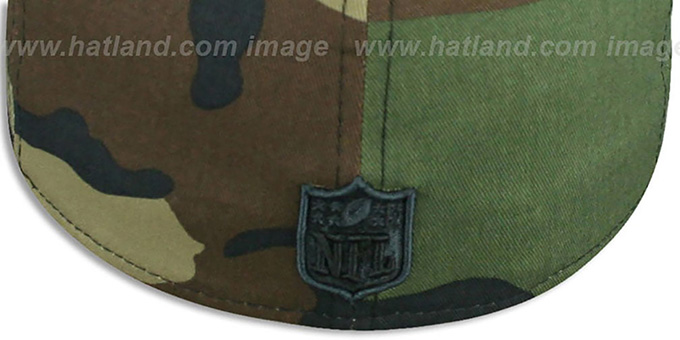 38657dbbb ... NY Giants NFL  MIGHTY-XL  Army Camo Fitted Hat by New Era ...