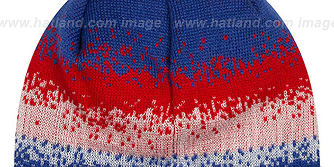 NY Giants 'SPEC-BLEND' Knit Beanie Hat by New Era
