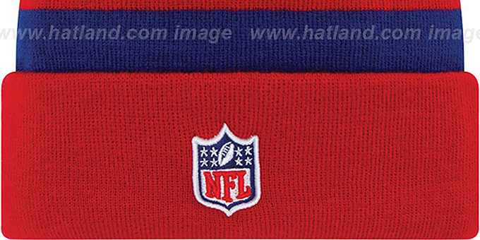 NY Giants 'STADIUM' Knit Beanie Hat by New Era