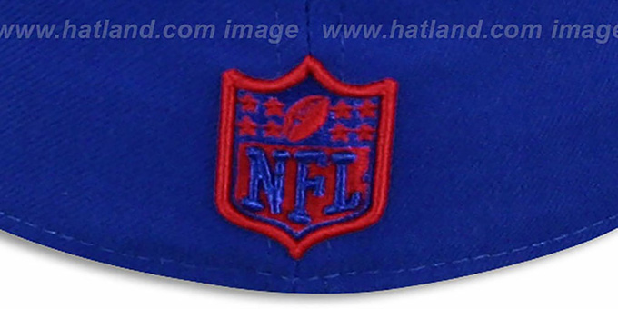 NY Giants 'SUPER BOWL CHAMPS XLVI' Royal Fitted Hat by New Era