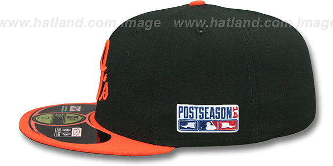 Orioles '2014 PLAYOFF ALTERNATE' Hat by New Era