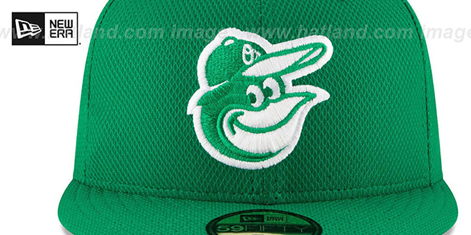 Orioles '2016 ST PATRICKS DAY' Hat by New Era