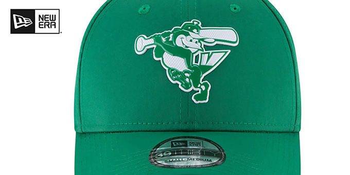 Orioles '2018 ST PATRICKS DAY FLEX' Hat by New Era