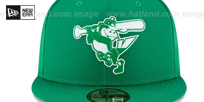 Orioles '2018 ST PATRICKS DAY' Hat by New Era