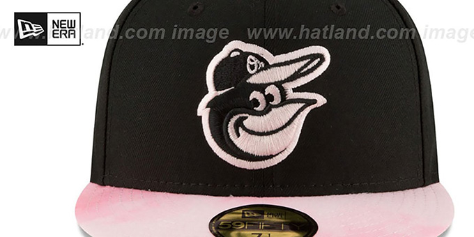 Orioles '2019 MOTHERS DAY' Fitted Hat by New Era