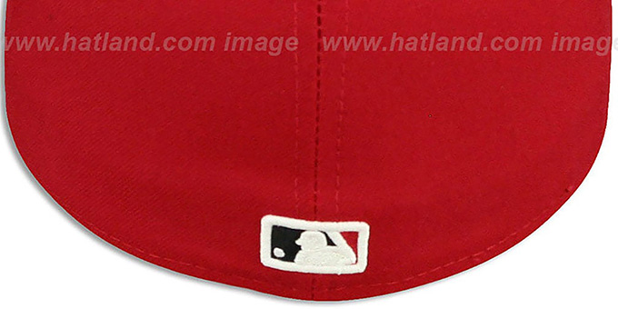 Orioles '2T-FASHION' Red-Black Fitted Hat by New Era
