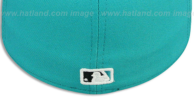 Orioles '2T-FASHION' Teal-Black Fitted Hat by New Era
