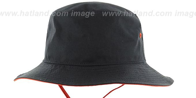 656f5dd9da389 Baltimore Orioles KIRBY BUCKET Black Hat by Twins 47 Brand