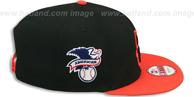 Orioles 'LEAGUE REPLICA ROAD SNAPBACK' Hat by New Era