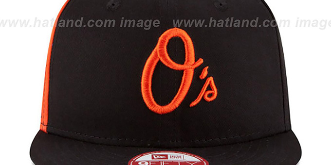 Orioles 'PANEL PRIDE SNAPBACK' Hat by New Era