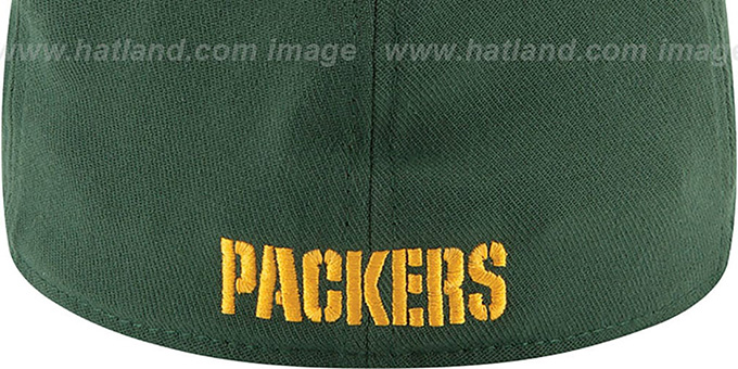 Packers '2014 NFL DRAFT FLEX' Green Hat by New Era