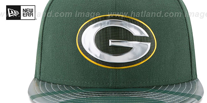 Packers '2017 SPOTLIGHT' Fitted Hat by New Era